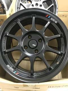 15 inch type f ori cutting sport rim