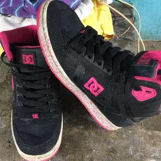 DC Highcut Shoes