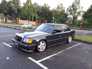 W124 230e