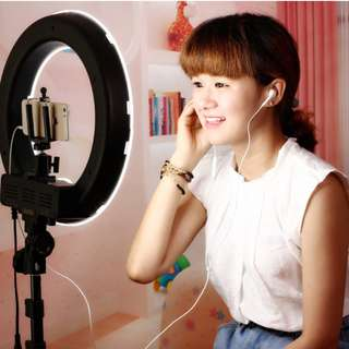 LED Photography Videography Ring Light
