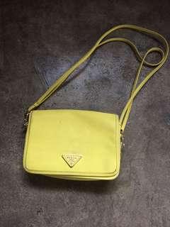 Prada Shoulder & Sling Bag in One