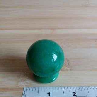 40mm翡翠球連30mm 球座