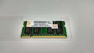 Notebook DDR2 memory