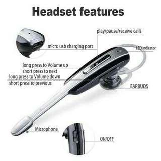 Headset bluetooth samsung