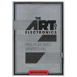 The Art of Electronics 2nd Edition by Paul Horowitz (Hard Cover)