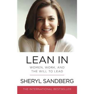 Lean In: Women, Work, and the Will to Lead by Sheryl Sandberg - EBOOK