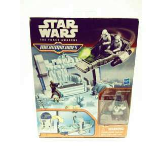 Star Wars Force Awakens Micro Machines RD2D2 Base