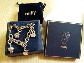 Miffy閃石手鏈