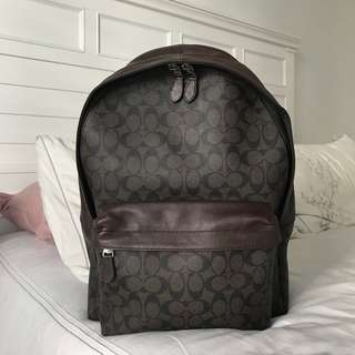 Coach Men's Campus Backpack