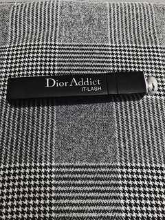🚚 Dior 癮誘超模電眼睫毛膏(色號062)