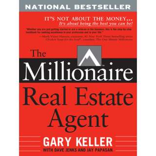 The Millionaire Real Estate Agent by Gary Keller - EBOOK