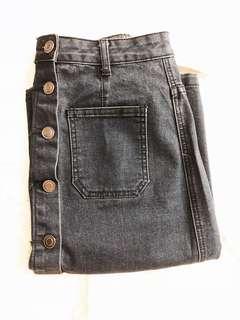 Forever21 Jean skirt