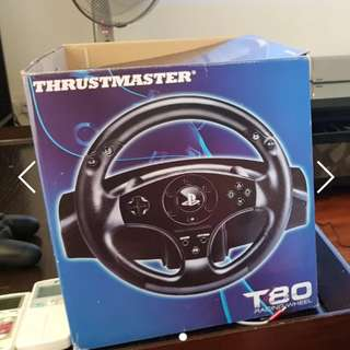Thrustmaster T80 (PS3/PS4)