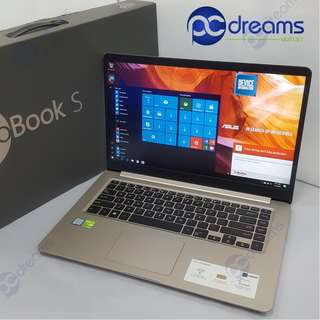 ASUS VIVOBOOK S510UN - BQ215TS [PREMIUM REFRESHED] [PC Dreams Outlet]