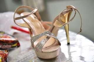 Anna Nucci Bltiz Wedding Heels