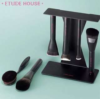 [Pre-order] ETUDE HOUSE Magnetic Brush Stand & Technic Fit Brush Set
