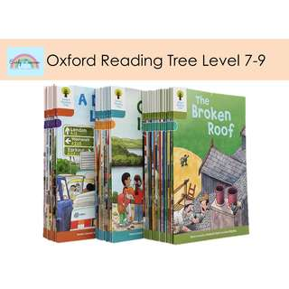 Oxford Reading Tree Level 7-9 Book Sets★Guided Reading for Children★Biff, Chip and Kipper [FREE DELIVERY]