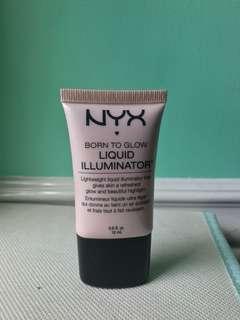 Authentic NYX Liquid Illuminator (Sunbeam)