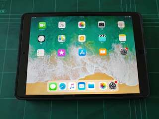 iPad Pro 10.5 64G wifi 太空灰行貨有保至2018年6月中
