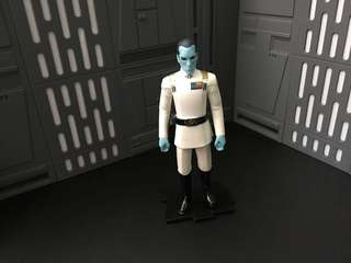 Star Wars Grand Admiral Thrawn