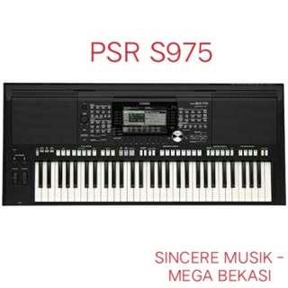 Dijual Keyboard Yamaha PSR S975