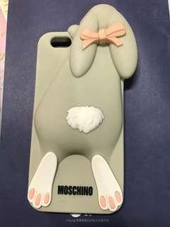 Moschino兔仔Iphone 6/6S手機殼