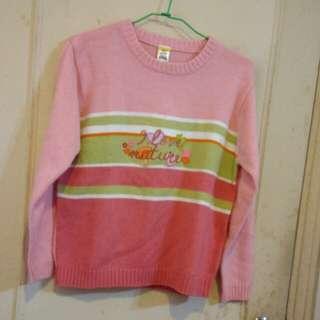 🚚 愛的世界12A 毛衣