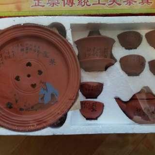 紫砂茶具套装