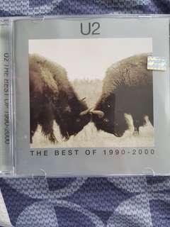 U2 The Best Of 1990 - 2000