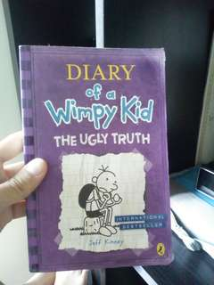Diary of the wimpy kid the ugly truth