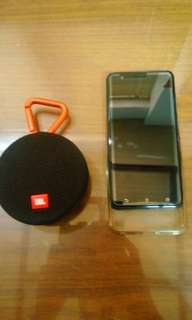 Asus Zenfone 3 Zoom (w/JBL Clip Bluetooth Speaker)