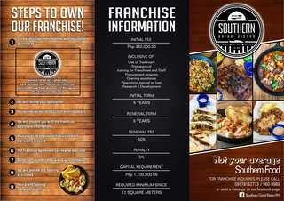 Franchise Restaurant-Southern Grind Bistro