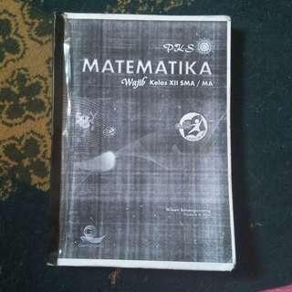 Fotocopy matematika wajib