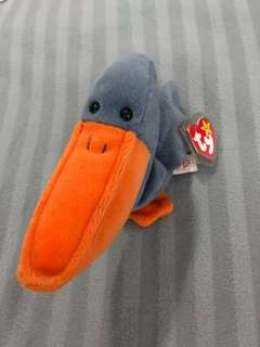 TY beanie babies collectibles : Scoop