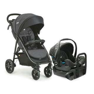 Brand New Joie Litetrax 4 Travel System