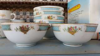 Antique china bowls for sale!