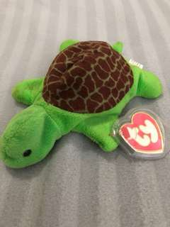 TY beanie babies collectible : Speedy