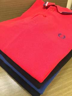 Fred perry red polo