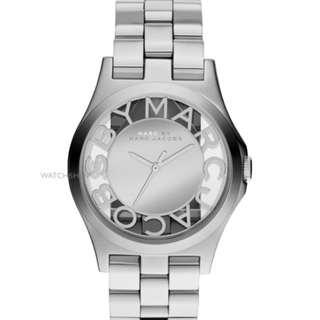 Marc Jacobs Ladies Henry Skeleton Watch RRP$340