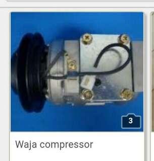 Waja compressor