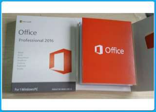 Microsoft office 2016 pro plus 一台設備永久使用