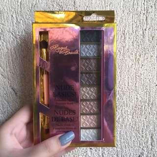 Nude Basics Eyeshadow Palette