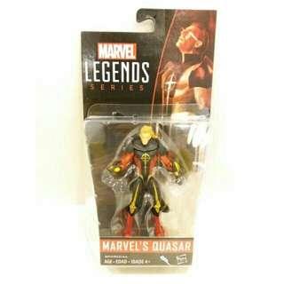 Marvel Legends Quasar 3.75 inch figure