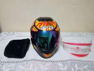 Helmet agv replica