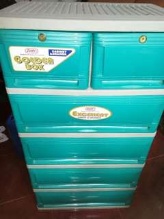 zooey excellent 5L cabinet&drawer