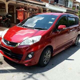 Perodua Alza Advance 1.5(A) 2015