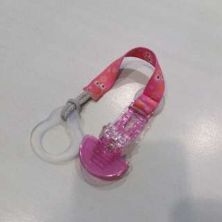 MAM Pacifier Holder - Pink