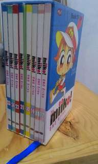 COMIC MIIKO collector's boxset (edisi 17-24)