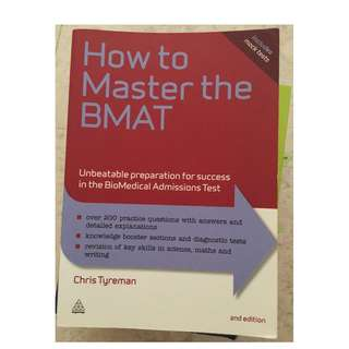 BMAT Guide Book