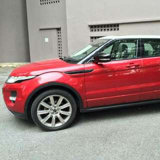 RANGE ROVER EVOQUE 2.2 DYNAMIC PLUS 2012/2013